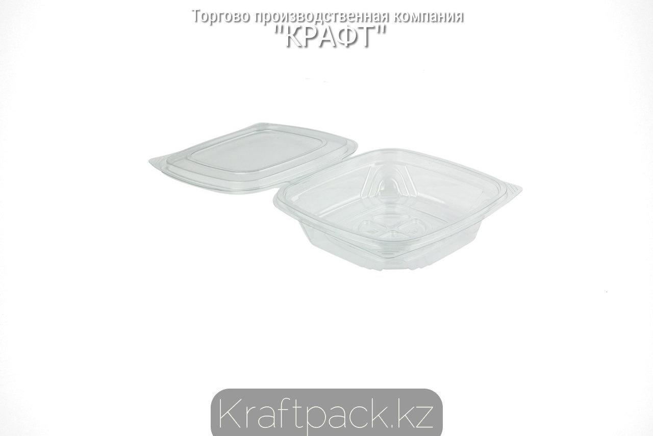Контейнер СпК прозрачный 135 - 250 мл (75/300) ПолиЭр
