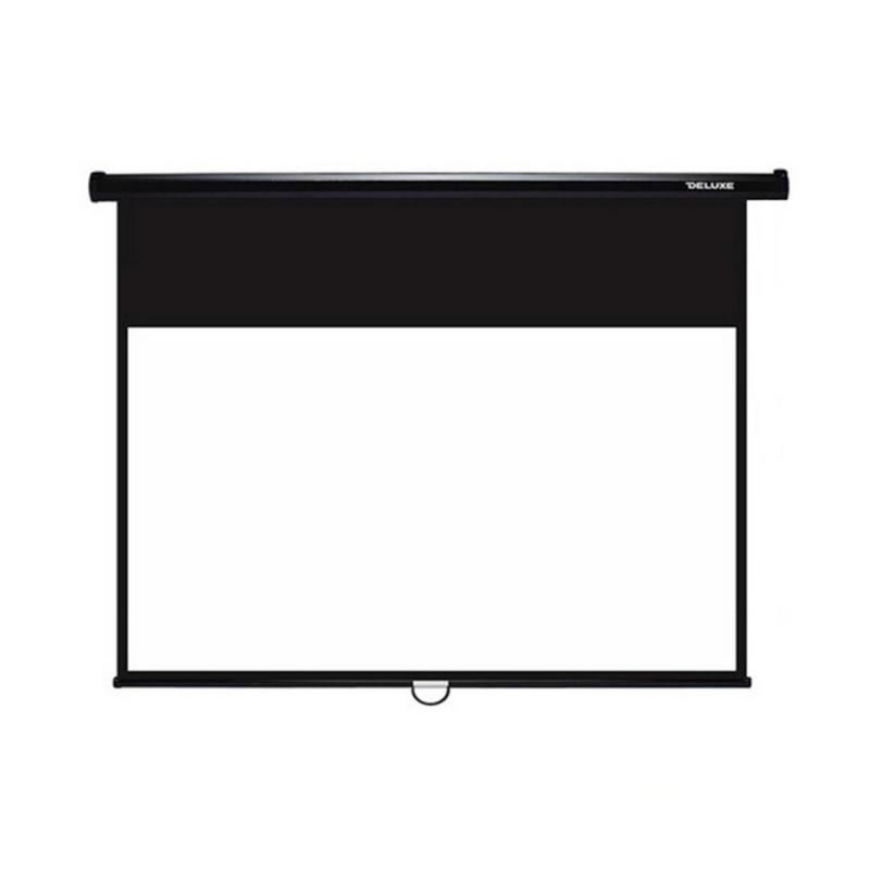Экран механический Deluxe DLS-M229-185