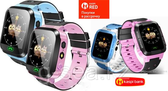 Детские часы с GPS T08