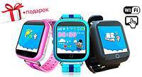 Детские часы с GPS Q100