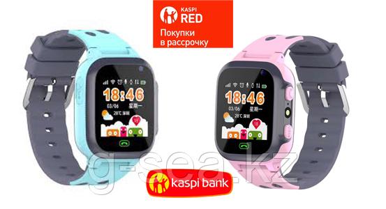 Детские часы с GPS Z1