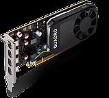 HP 3ME25AA Профессиональная видеокарта nVidia Quadro P620 HP PCI-E 2048Mb, фото 3