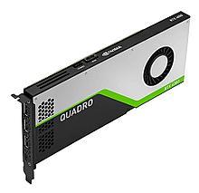 HP 5JV89AA видеокарта Quadro RTX 4000 8GB GDDR6 256-bit
