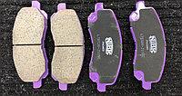 Передние тормозные колодки на MITSUBISHI OUTLANDER, фото 1