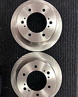 Вентилируемые тормозные задние Диски на NISSAN TERRANO 1, фото 1