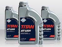 Трансмиссионное масло  TITAN ATF 6009 1  литр