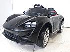 Крутой электромобиль на гелевых колесах Porsche. Порше. Электрокар, фото 2