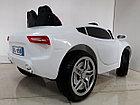 Красивый электромобиль на гелевых колесах Maserati. Мазерати. Электрокар, фото 5