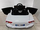 Красивый электромобиль на гелевых колесах Maserati. Мазерати. Электрокар, фото 6