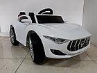 Красивый электромобиль на гелевых колесах Maserati. Мазерати. Электрокар, фото 7