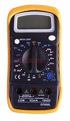 Универсальный мультиметр MAS830L (DT850L) PROconnect, (13-3021 )