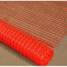 Оградительная пластиковая сетка
