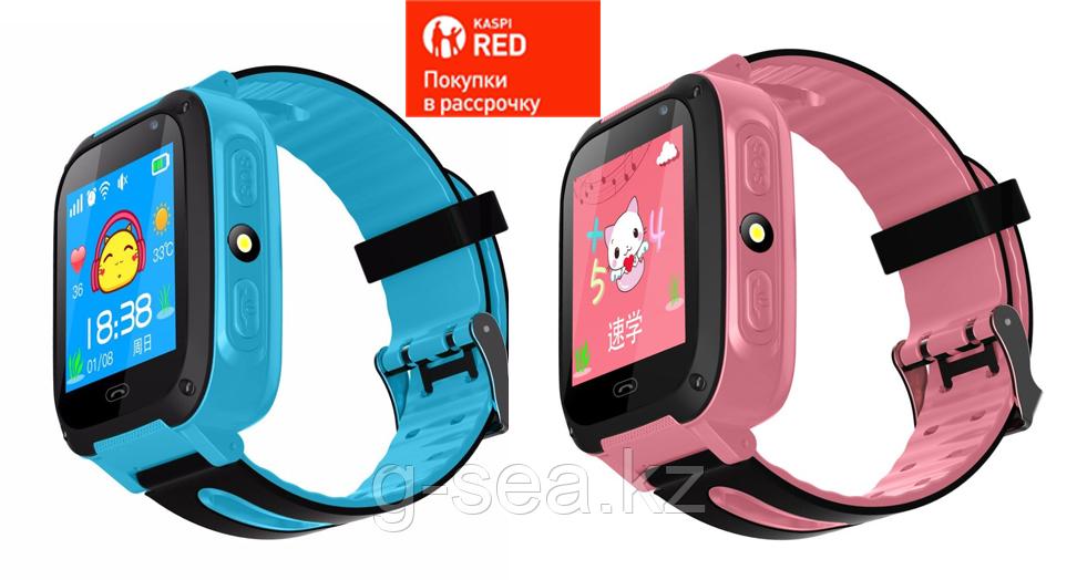 Детские часы с GPS S4