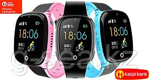 Детские часы с GPS HW11
