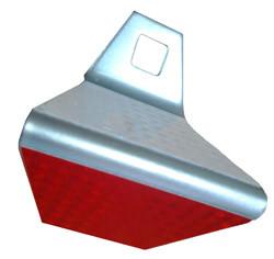 Световозвращающий элемент дорожного ограждения (дорожный катафот) КД-5