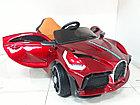 Крутой электромобиль Bugatti. Бугатти. Электрокар, фото 2