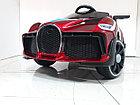 Крутой электромобиль Bugatti. Бугатти. Электрокар, фото 8