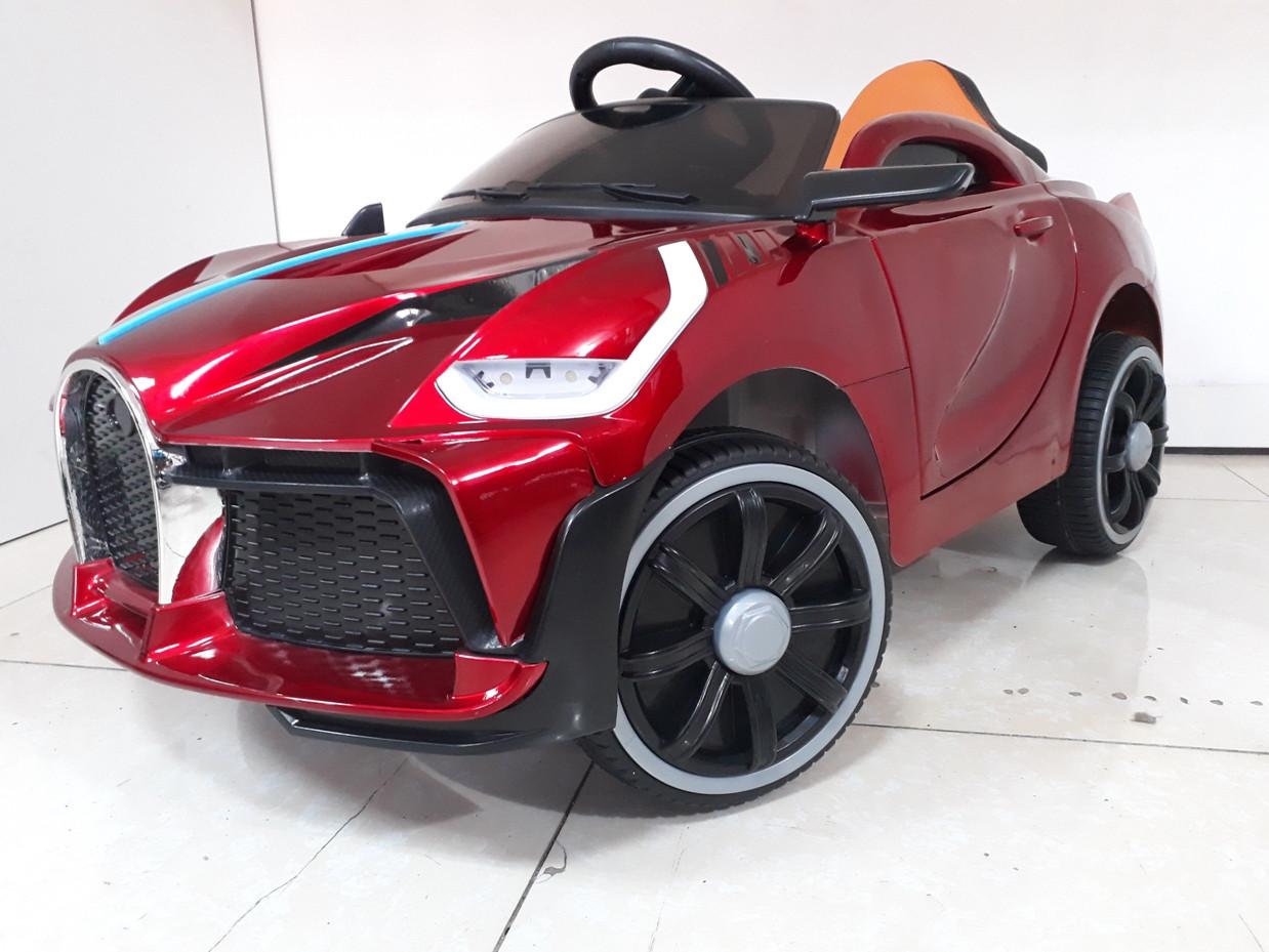Крутой электромобиль Bugatti. Бугатти. Электрокар