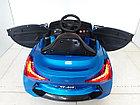 Электромобиль Bugatti для детей. Бугатти. Электрокар, фото 4