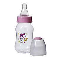 Бутылочка для кормления Маленькая Милашка (Little Sweetty) с силиконовой соской, 125 мл