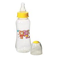 Бутылочка для кормления Милашка (Sweetty) с силиконовой соской, 250 мл