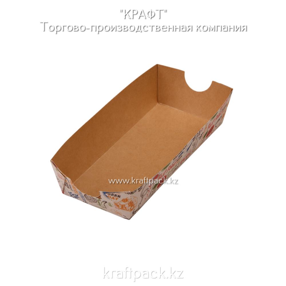 Лоток для хот-догов ECO HD ENJOY 165*70*40 (Eco Hd Enjoy) DoEco (50/600)