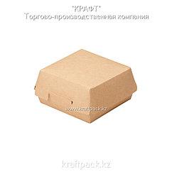 Упаковка для бургеров M 115*115*60 (Eco Burger M) DoEco (150)