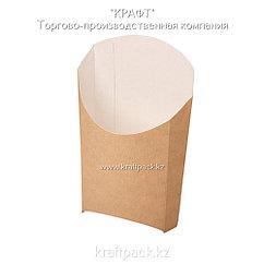 Упаковка для картофеля фри L 126*50*135 (Eco Fry L) DoEco (50/1000)