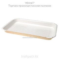 Лоток для кулинарии, сервировки и фасовки нарезок, овощей 200*110 (Eco Platter 400) DoEco (300)