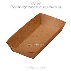 Лоток для картофеля фри,хот-догов PureKraft 220*115*42 (Eco Tray 800 PK) DoEco (300)