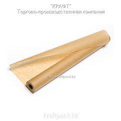 Пергамент силиконизированный, многоразовый, рулон 380мм*50м намотка