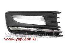 Оправа противотуманной фары Volkswagen Polo 2016-/хром/правая/,Фольксваген Поло,
