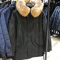 Зимняя длинная куртка в Астане