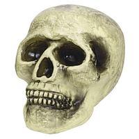 Череп мини 4шт в секте на Halloween 4см