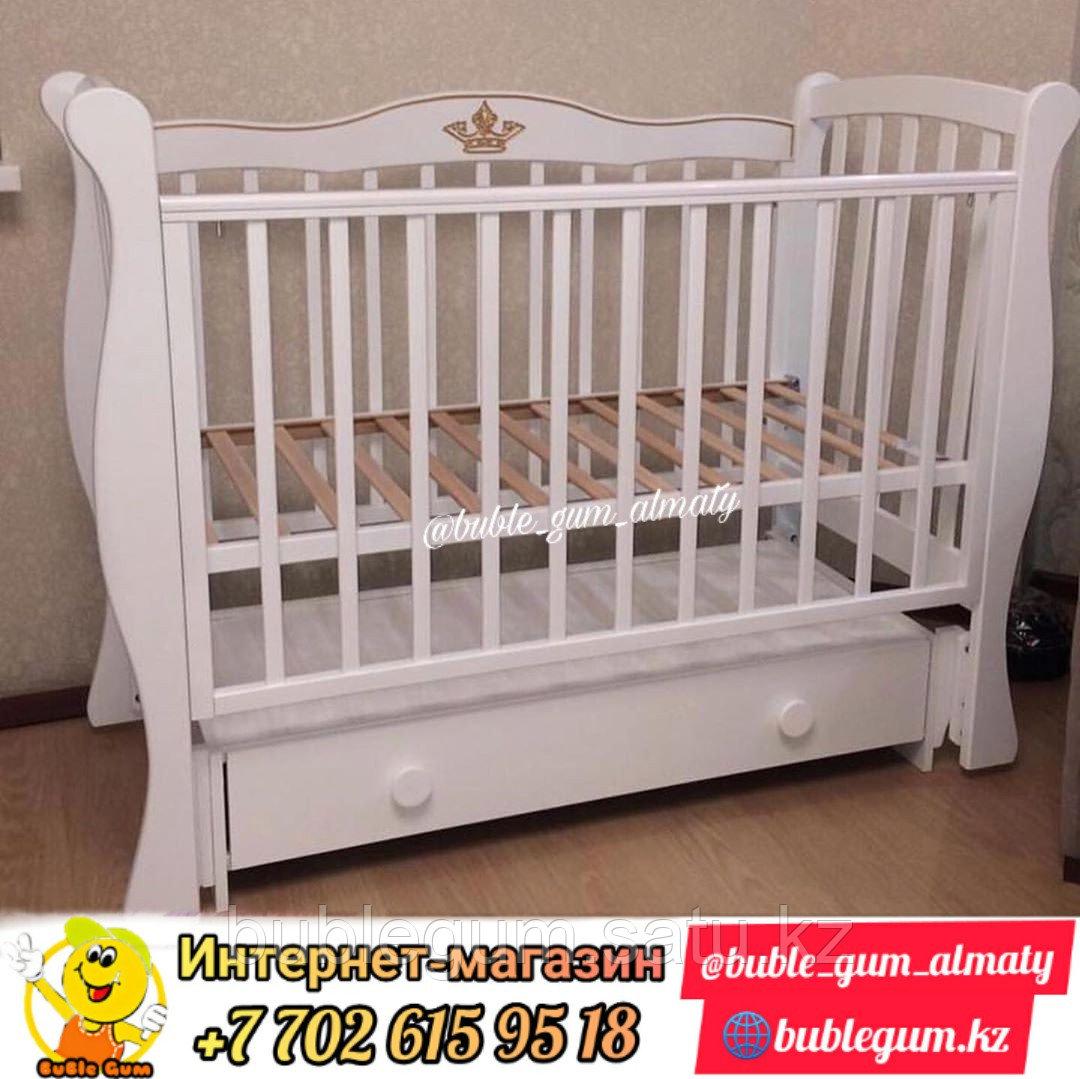 Детская кроватка Корона Лель
