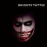 Татуировка Джокер на Halloween Big Mouth Tattoo