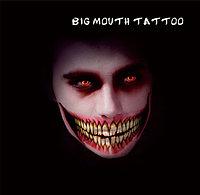 Татуировка Титан на Halloween Big Mouth Tattoo, фото 1
