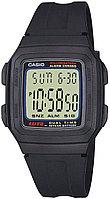 Часы Casio F-201W-1A, фото 1