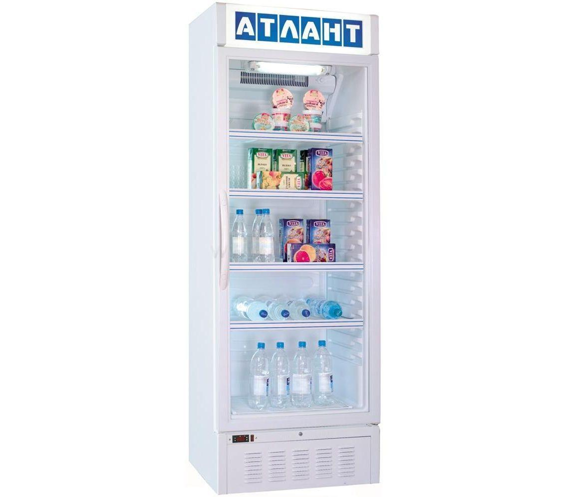 Шкаф-витрина ATLANT ХТ-1000-000