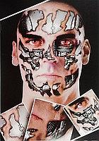 Татуировка Robot на Halloween