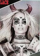 Татуировка Lace на Halloween