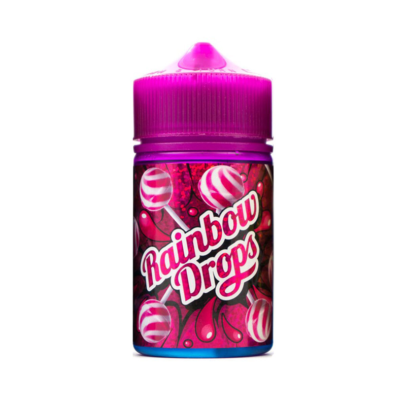Жидкость для электронных сигарет Rainbow drops salt 30 мл 25 мг