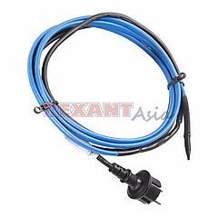Греющий саморегулирующийся кабель на трубу 15MSR-PB 4M (4м/60Вт) REXANT, (51-0617 )