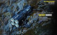 Мощнейший дальнобойный фонарь Nitecore TM26GT
