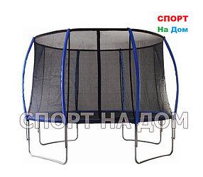 Батут с защитной сеткой 14 футов ( диаметр 427 см.)