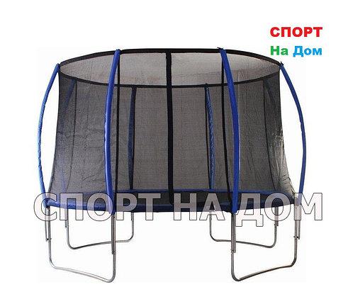 Батут с защитной сеткой 14 футов ( диаметр 427 см.), фото 2