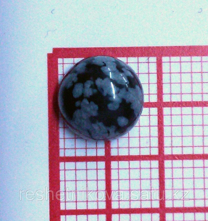 Кабошон круг 8 мм