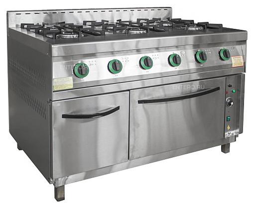 Плита газовая Пищевые Технологии ПГ-6Д-01