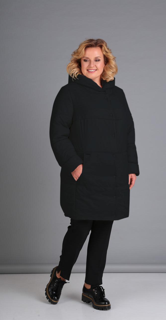 Куртка Диамант-1448/3, черный, 60