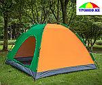 Палатка-зонт 4-местная разноцветная 200*200см, фото 4